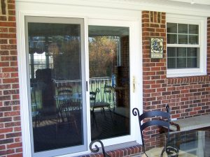 The Advantage Of Sliding Security Screen Doors Is That It Allows The House  Occupants To Have A Good View Of The Surrounding Even When They Are Right  Inside ...